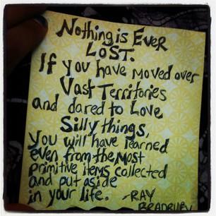 Zen in the Art of Writing – according to Ray Bradbury